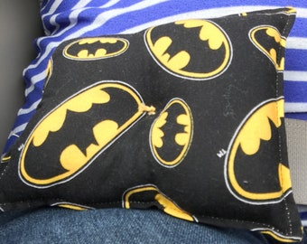 Batman pillow port
