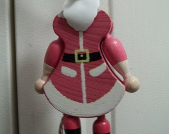 Vintage Santa Toy Moving Arms and Legs Made in Austria