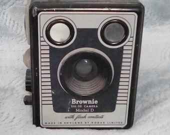 Kodak Brownie Model D
