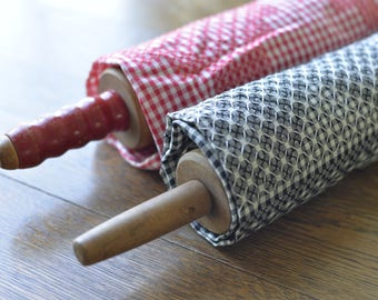 VIntage Apron and Rolling Pin Set