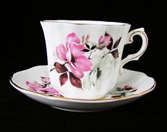 Vintage Royal Grafton Tea Cup and Saucer