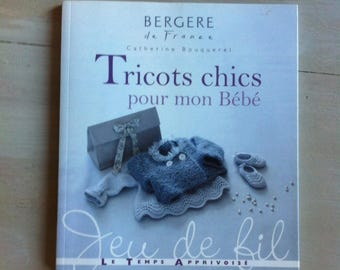 Book magazine posh baby catherine bouquerel knitwear