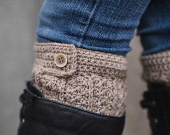 Crochet Pattern for Boot Cuffs (Yenni Boot Cuffs Crochet Pattern by Little Monkeys Crochet) Boot Cuffs Pattern, Crochet Boot Cuffs