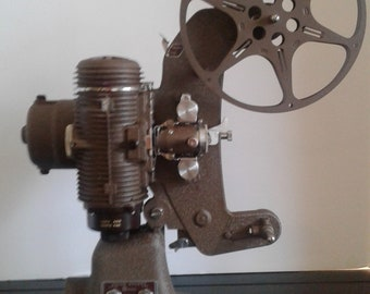 Vintage Bell & Howell 8mm Regent Movie Projector