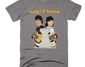 Mullet Mania Graphic T-Shirt