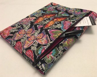 Composition Notebook Journal Cover, Butterfly Heaven