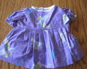 Tinkerbell Dress and Panties for the Bitty Baby