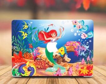 Mermaid Macbook Case MacBook Air 11 Case MacBook 12 Case MacBook Air 13 Case MacBook Pro Retina 13 Case MacBook Case New Macbook Pro 13 Case