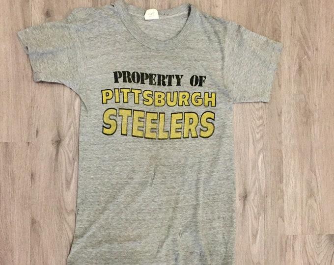 70s/80s  Pittsburgh Steelers Tee