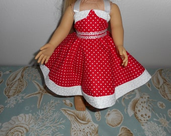 """Clothes for 18"""" dolls like American Girl"""