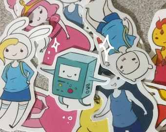 Adventure Time - Sticker Pack