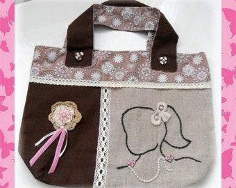 Shabby girl bag