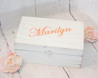 Bridesmaid Proposal Will You be my bridesmaid Box Bridesmaid Gift Champagne Box Bridal Party gift