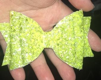 Limeade bow