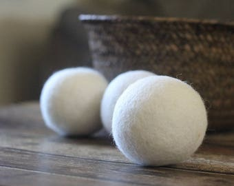 XL Wool Dryer Balls
