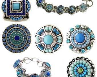 Mother Day Bracelet, Unique Charm Bracelet, Ginger Snaps Jewelry, Noosa Jewelry, Mother Bracelet, Noosa Bracelet, Mother Gift Idea,Free Ship