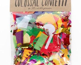 colossal confetti™