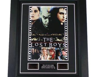 The Lost Boys Film Cell Movie Memorabilia Framed Or Unframed