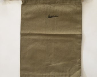Vintage WW2 era US Military Ditty Bag