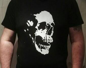 Skull T-shirt XL