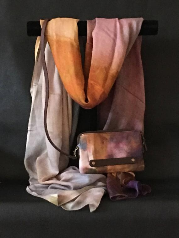 Modal Scarf - Achorage model scarf by VIDA VIDA XASQIS