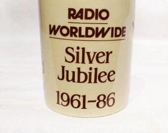 Radio Worldwide Silver Jubilee Cup
