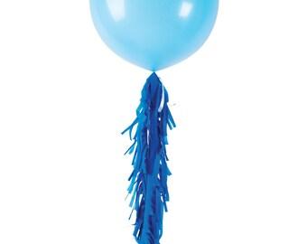JUMBO & FRINGE - BLUE