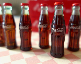 Miniature Coca Cola