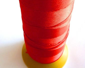 10 meters 0.6 mm red nylon cord