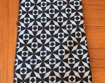 Vintage silk necktie