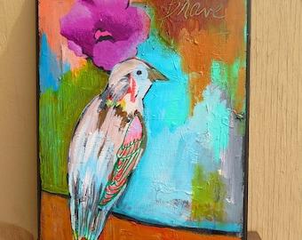 L'Art populaire brave Bird