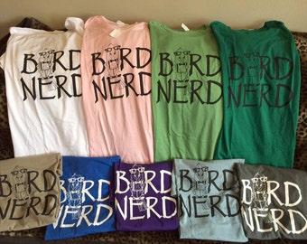 BIRD NERD - Unisex T-shirts - loose fitted round neck
