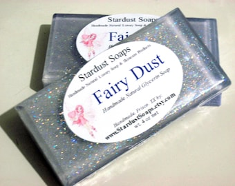 Sparkle Fairy Dust -/Bar soap