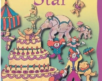 Circus Star Personalized Book