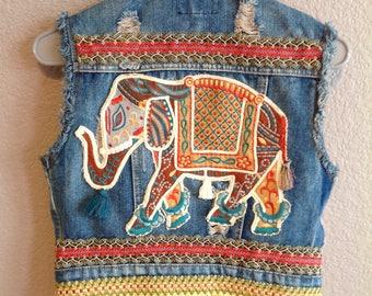 Good luck elephant vest