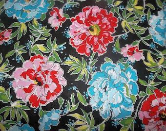 Garden Party Flat 100% Cotton Fabric #190