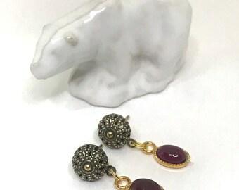 Alaskan Blush Earrings