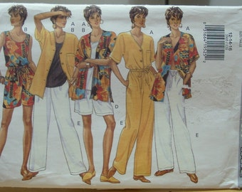 Butterick 3505 multi garment sewing pattern 12 14 16 UNCUT