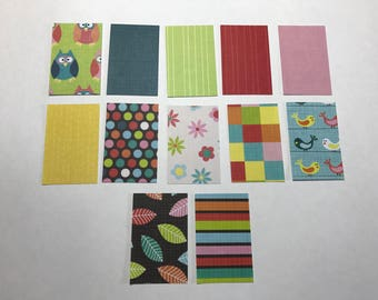 Owls and Friends ~ Planner Boxes for Happy Planner, Erin Condren and Others