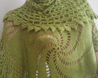 Unique shawl