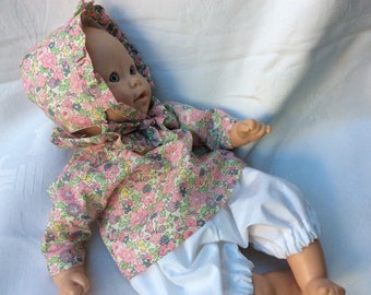 clothes dolls blouse Betsy rose doll 30 cm