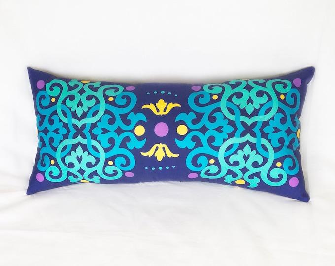 Boho Style Long Pillow