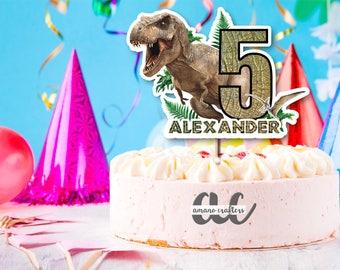 Dinosaurs cake Etsy