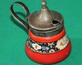 Newport Pottery Co Ltd Preserve Pot 1940's