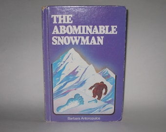 The Abominable Snowman Barbara Antonopulos 1977