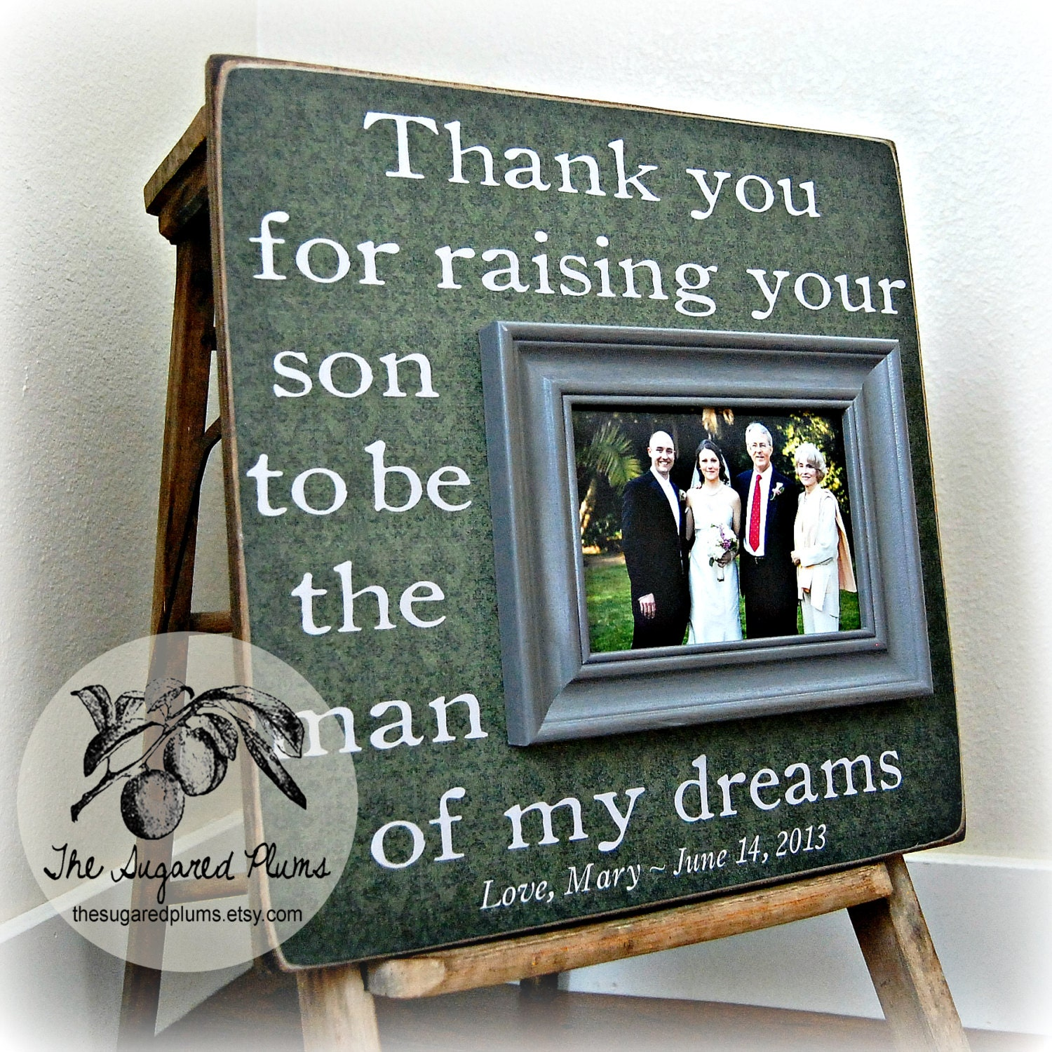 Mother In Law Gifts Wedding: Mother Of The Groom Mother In Law Gift Wedding Gift For