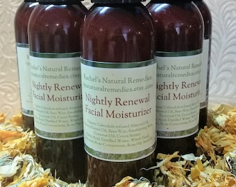 Nightly Renewal Facial Moisturizer