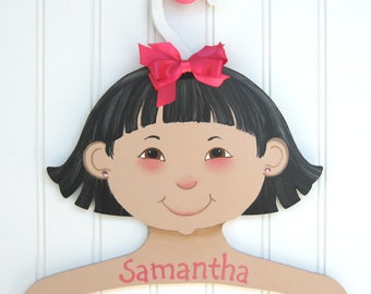 Personalized Clothes Hanger