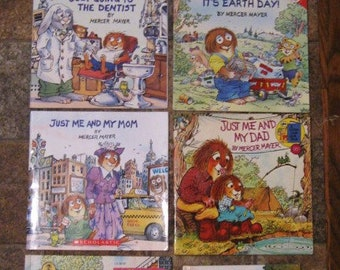 Mercer Mayer Books - Little Critter - Set of Eight  Books