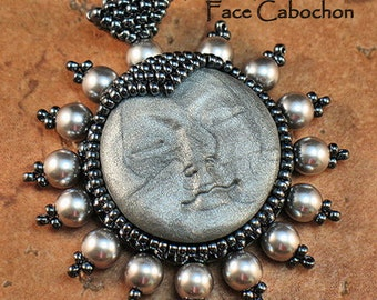 Tutorial and Face - Mysterious Stranger Pendant